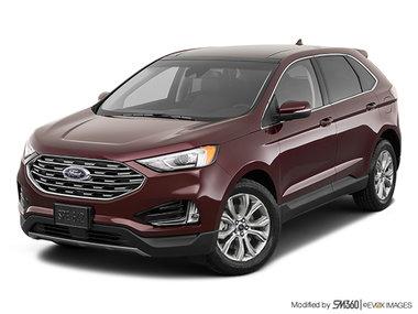 Ford Edge Titanium 2019 - photo 1
