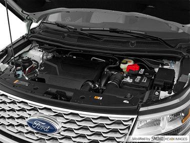 Ford Explorer PLATINUM 2019 - photo 4