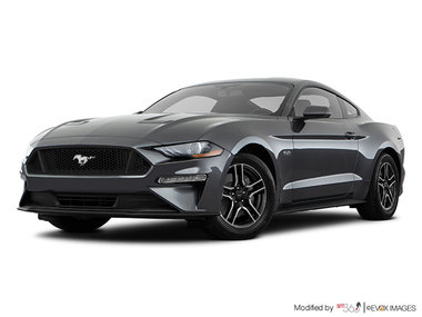Ford Mustang Coupe GT 2019 - photo 12