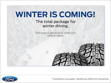 Get Your Vehicle Winter Ready