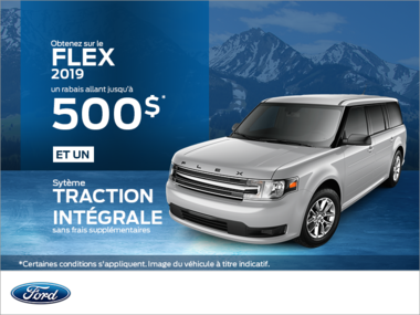 Ford Flex 2019!