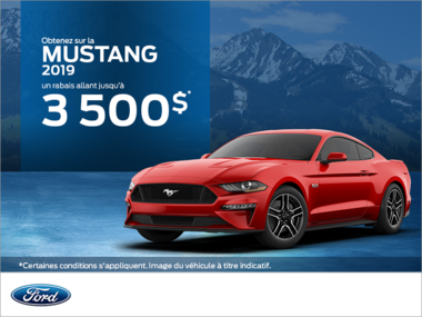 Ford Mustang 2019!