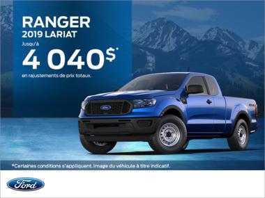 Ford Ranger 2019!