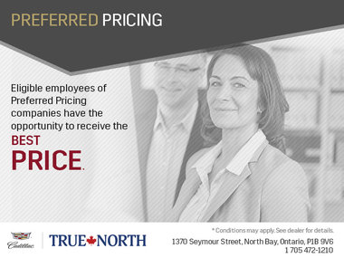 Preferred Pricing