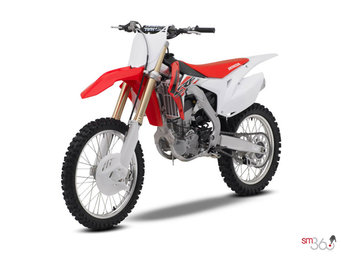 2017 Honda CRF250R STANDARD - Mierins Automotive Group in Ontario