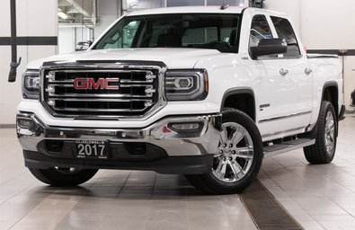2017 GMC Sierra 1500 Crew 4x4 SLT / Short Box
