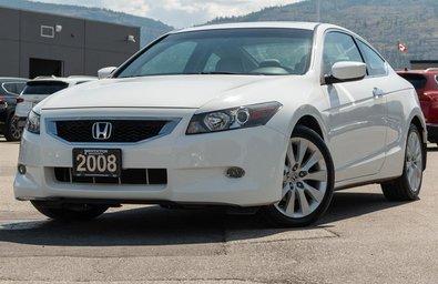 2008 Honda Accord Cpe EX-L Navi at