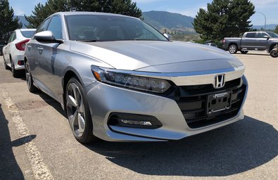 2018 Honda Accord Sedan 1.5T Touring CVT