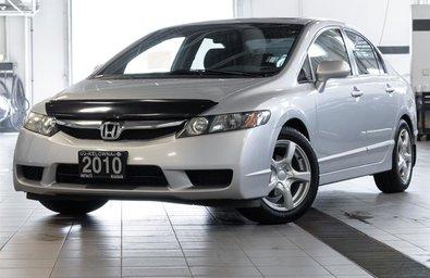 2010 Honda Civic Sedan EX-L 5sp