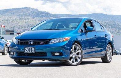 2012 Honda Civic Sedan Si-VSA Navi 6sp