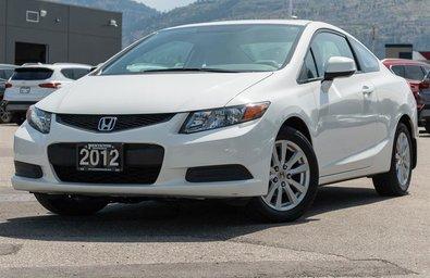 2012 Honda Civic Coupe EX-L-Navi at