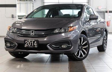 2014 Honda Civic EXL-NAVI