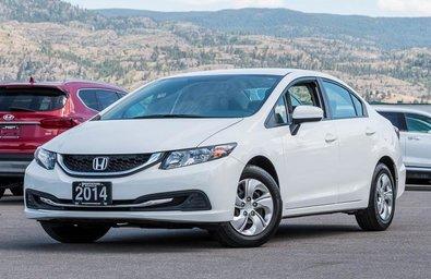 2014 Honda Civic Sedan LX CVT
