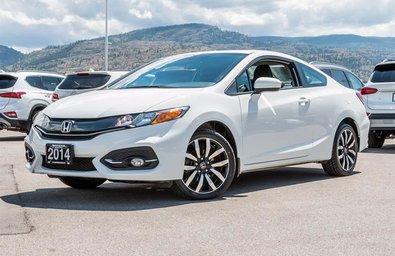 2014 Honda Civic Coupe EXL-NAVI CVT