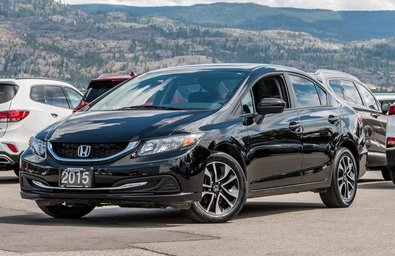2015 Honda Civic Sedan EX 5MT