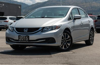 2015 Honda Civic Sedan EX CVT
