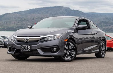 2016 Honda Civic Coupe EX-T CVT HS