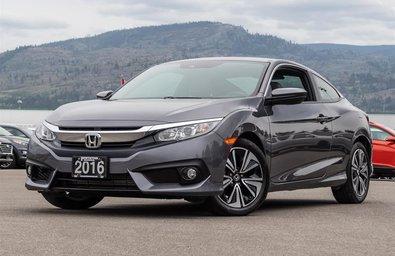 2016 Honda Civic Coupe EX-T CVT HS