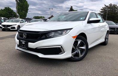 2019 Honda Civic Sedan LX MT