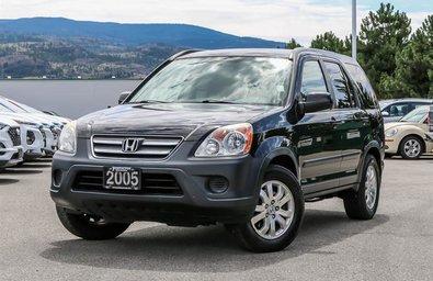 2005 Honda CRV EX 5 SPD at