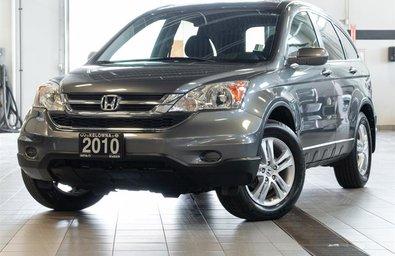 2010 Honda CRV EX-L 4WD at