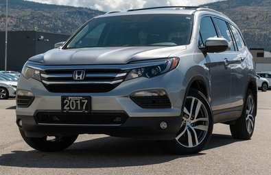 2017 Honda Pilot V6 Touring 9AT AWD