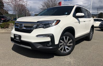 2019 Honda Pilot EXL NAVI 6AT