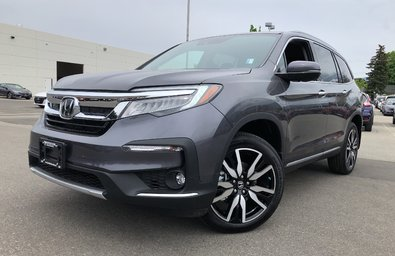 2019 Honda Pilot Touring 8P 9AT