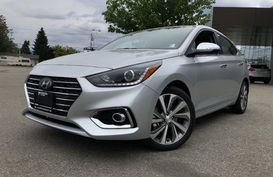 2019 Hyundai Accent (5) Ultimate at