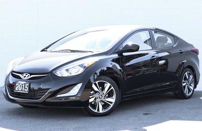2015 Hyundai Elantra GLS at