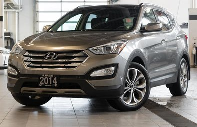 2014 Hyundai Santa Fe Sport Limited Package