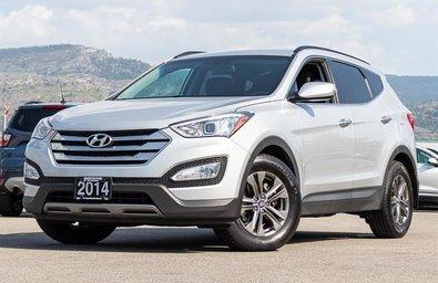 2014 Hyundai Santa Fe Sport 2.0T AWD SE