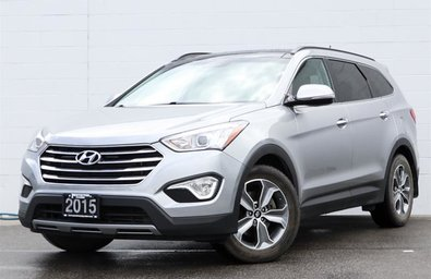 2015 Hyundai Santa Fe XL 3.3L AWD Luxury