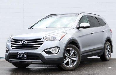 2015 Hyundai Santa Fe XL 3.3L AWD Luxury