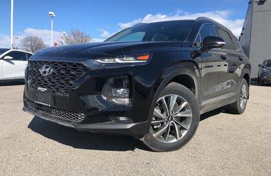 2019 Hyundai Santa Fe Luxury AWD 2.0T Dark Chrome