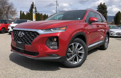 2019 Hyundai Santa Fe Preferred AWD 2.0T Panoramic Sunroof