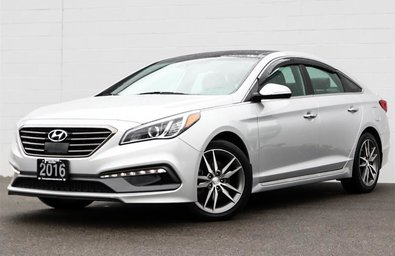 2016 Hyundai Sonata 2.0T Ultimate (Black Piping)