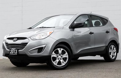 2013 Hyundai Tucson GL FWD at