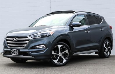 2018 Hyundai Tucson AWD 1.6T Ultimate
