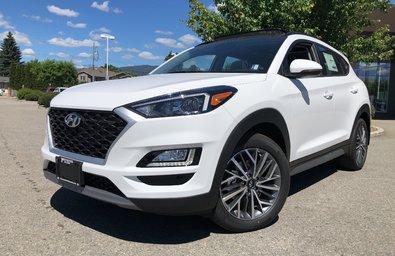 2019 Hyundai Tucson AWD 2.4L Preferred Trend