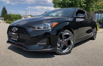 2019 Hyundai Veloster Turbo Tech - M6