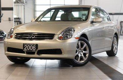 2006 Infiniti G35X AWD
