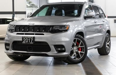 2017 Jeep Grand Cherokee 4X4 SRT