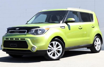 2015 Kia Soul 2.0L EX at