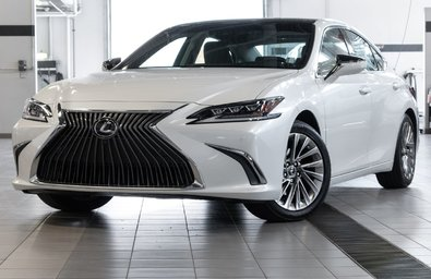 2019 Lexus ES350 Ultra Luxury Package