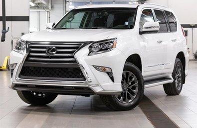 2019 Lexus GX 460 Executive Package