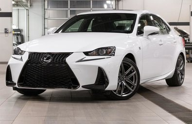 2018 Lexus IS 350 AWD F-Sport Series 2