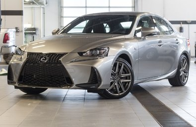 2019 Lexus IS 350 AWD F-Sport Series 2