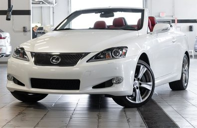2012 Lexus IS350C Special Edition