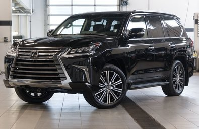 2019 Lexus LX570 Executive Package